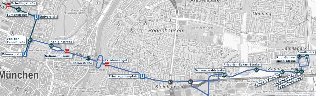 Neuer Fahrplan Bahn 2021